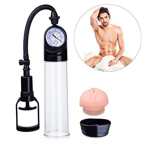 Utimi Penispumpen Männer Sexspielzeug für Penis Erektion Penisvergrößerung