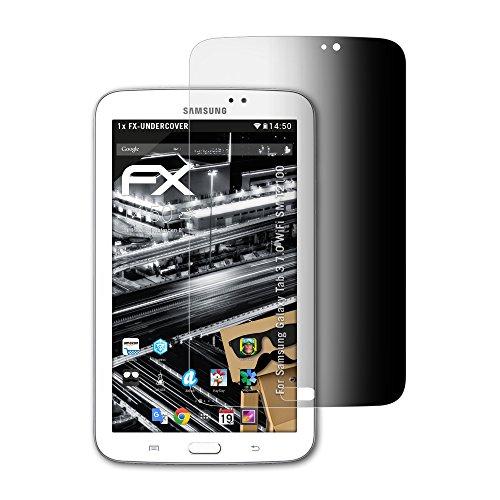 ilter kompatibel mit Samsung Galaxy Tab 3 7.0 WiFi SM-T2100 Blickschutzfolie, 4-Wege Sichtschutz FX Schutzfolie ()