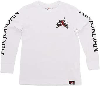 Nike Air Jordan Jumpman T Shirt à Manches Longues pour