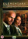 Elementary: Season 5 Set [Edizione: Regno Unito] [Reino Unido] [DVD]