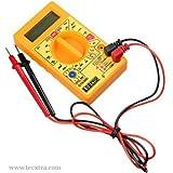Electrade D830D Digital Multimeter LCD AC DC Measuring Voltage Current