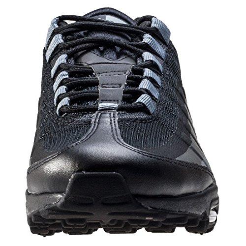 Nike 857910-001, Sneakers trail-running homme Noir