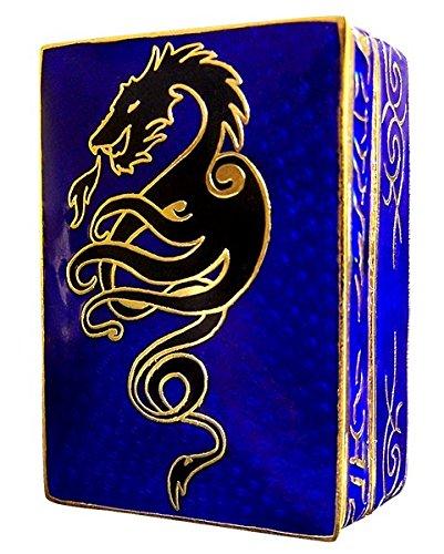 Tattoo-transport-box (Box, Tattoo Dragon, 4 x 3cm)