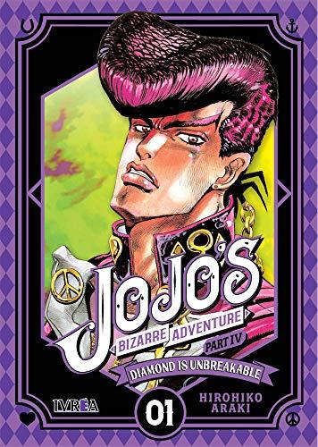 Jojo s bizarre adventure part iv diamond is unbreakable 01