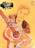Guitare solo n°8 : Francis Cabrel