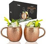 Best Moscow Mule Mugs - Gadgy ® Moscow Mule Mugs Set 2 pcs Review
