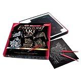 Royal Langnickel CSG-SET16 Kratzbilder/Engraving Art Box Set