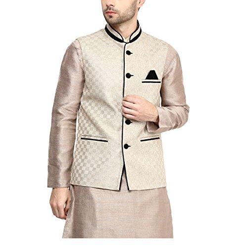 Yepme Men's Blended Nehru Jackets - Ypmnjkt0139-$p
