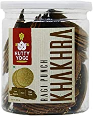 Nutty Yogi Nutty Yogi Ragi Punch Khakhra 150 gm