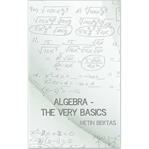 Algebra – The Very Basics
