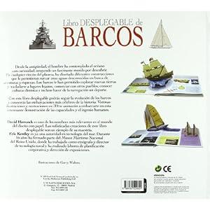 Barcos (Libro Desplegable De Barcos)