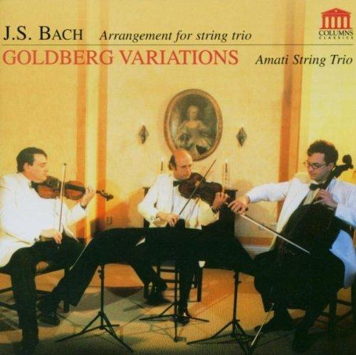 Bach: Goldberg Variations by Dmitri Sitkovetsky (1900-01-01)