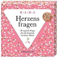 Herzensfragen-MAMA-50-originelle-Fragen-fr-tolle-Gesprche-mit-deiner-Mama Herzensfragen MAMA: 50 originelle Fragen für tolle Gespräche mit deiner Mama -