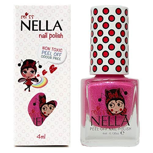 Miss Nella TICKLE ME PINK- rosado Esmalte especial