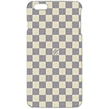 Newest Style Louis and Vuitton LV Phone Case 3D Hard Plastic Case Cover Snap on Iphone 6 Plus & Iphone 6S Plus Louis and Vuitton Style