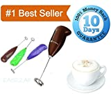 #10: Easezap Hand Blender Mixer Froth Whisker Latte Maker For Milk Coffee Egg Beater Juice