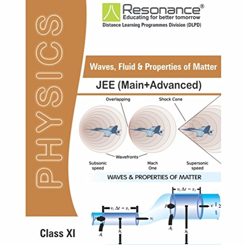 Wave, Fluid & Properties Of Matter (Physics Module) For JEE Main Advanced (Class XI)