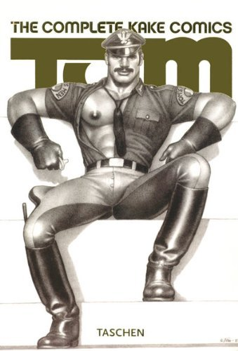 Tom of Finland: The Complete Kake Comics (German, English and French Edition) (2008-04-01)