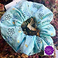 Chouchou en tissu Michael Miller pour femmes et enfants, Accessoire Cheveux, accessoire Coiffure, élastique à cheveux. Modèle BARBARA