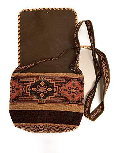 Armenische Muster Frauen 'S Multi Position Teppich Muster Handtasche mit Schultergurt Aktentasche für Laptop carteras de Mujer