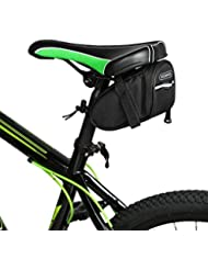 Docooler Bicicleta para Ciclismo al aire libre Bolsa Saddle para asiento trasera Tail Paquete
