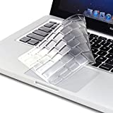 """Yashi Laptop Keyboard Protector Cover High Transparent TPU for Apple Book Air 13.3"""""""