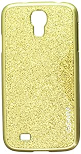 GGMM Sparkle II Polycarbonate Case for Samsung Galaxy S4 - Retail Packaging - Gold