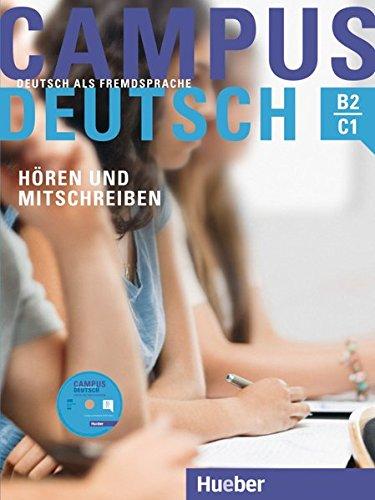 CAMPUS DEUTSCH Hör.u.Mitschr.KB+MP3-CD (MIS)