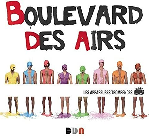 Boulevard Airs - Les Appareuses