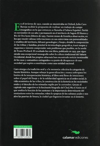 Estudios saharianos (Sgarit Biblioteca Desierto)