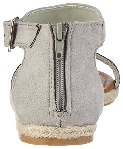 Refresh 63377, Sandales Compensées Femme Elfenbein (Hielo)