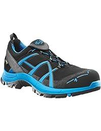 Haix - Calzado de protección para hombre, color negro, talla 44 EU / 9.5 UK