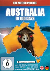 Australia in 100 days - the motion picture - DVD