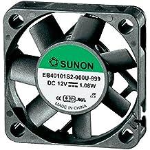 SUNON Ventilador sin escobillas DC de alta calidad 40x 40x 1012V EB40101S2–000u-999