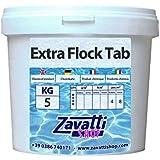 Floculante tabletas para piscina - 5 Kg