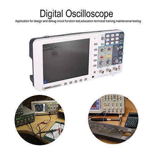 OWON SDS9302V Zweikanal-Tiefspeicher LCD Display Digital Speicher Oszilloskop Scopemeter Scope Meter 300MHz 3.2GSa / s