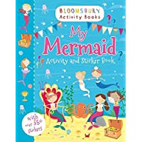 My Mermaid Activity and Sticker Book (Chameleons)