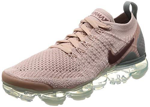 the best attitude b8293 164bf Nike W Air Vapormax Flyknit 2, Zapatillas de Deporte para Mujer, (Particle  Beige