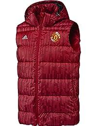adidas MUFC Down Vest Chaleco de la línea Manchester United FC a80d87869b1