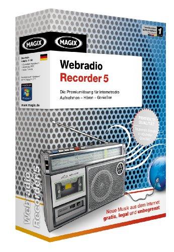 MAGIX Webradio Recorder 5