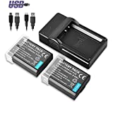 Best Dslr Camera Bundles - LP-E10 Battery & Charger, BPS 2pcs Fully Decoded Review