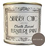 Vernice a gesso per mobili, perfetta per creare uno stile shabby chic, colore: hot cup of... 1 l.