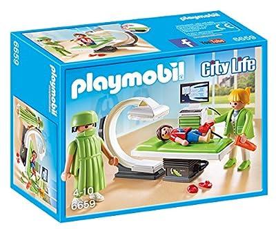 Playmobil - 6659 - Salle de radiologie