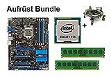 Aufrüst Bundle - ASUS P8Z68-V LX + Intel Core i7-3770K + 4GB RAM
