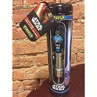 Disney Star Wars - Juego de cepillos de dientes con luz y temporizador
