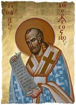 Saint John Chrysostom: Eight Homilies Against the Jews by [Chrysostom, St John]