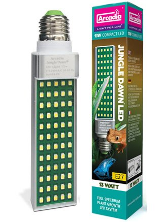 Ardacia AJD13 Jungle Dawn Lampe, 13 watt