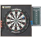 Triumph Sports Deluxe tabellone Combo unità Dartboard