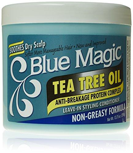 Blue Magic - Tea Tree Oil Conditioner Tea Tree Oil Conditioner - 390 g Blue Tree