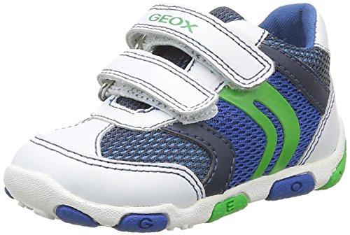 Geox B Balu C, Chaussures Premiers Pas Bébé Garçon Bleu (C0899)